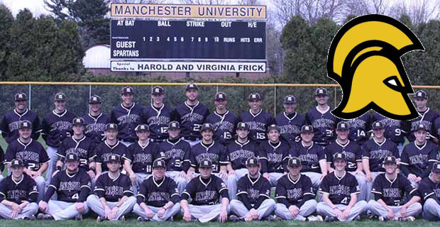 Manchester University going to the NCAA DIII World Series